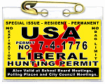 Liberal Hunt Permit