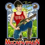 Run Liberal Run - McCain Palin