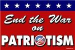 War on Patriotism