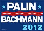 Palin / Bachmann 2012