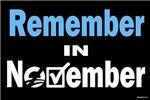 Remember in November - Ver 2