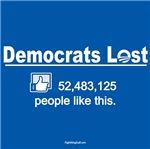 Democrats LOST