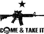 Come & Take It - Obama