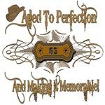 Memorable 63rd