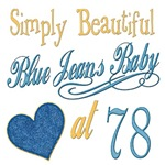 Blue Jeans 78th