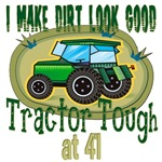 Tractor Tough 41st