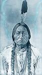 Native American Chief Sitting Bull