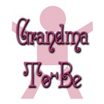 Pink Baby Grandma To Be
