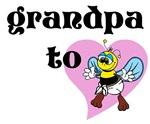Heart Gandpa To Bee