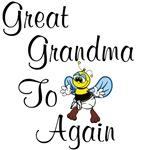 Great Grandma To Bee Again