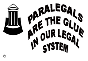 EDUCATION/OCCUPATIONS-PARALEGALS ARE THE GLUE IN O