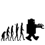 Sheldon's Robot Evolution 1