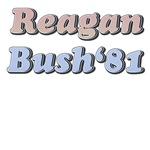 Retro 2 Reagan Bush '81