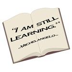 I'm still learning.