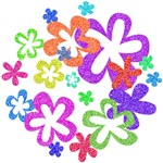 Sparkle Flowers