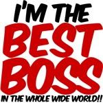 best boss in the world