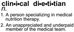 Clinical Dietitian