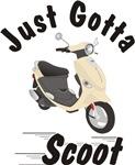 Just Gotta Scoot Cream Buddy