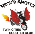Heck's Angels Scooter Group