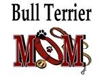 Bull Terrier Mom