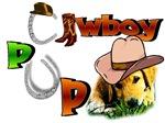 Golden Cowboy Pup