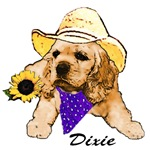 Cocker Spaniel Dixie