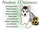 Alaskan Malamute Puppy Gifts