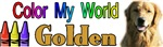 Color My World Golden