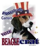 BEAGLEcrat Beagle