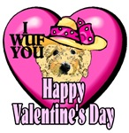 Goldendoodle Valentines Day Gifts