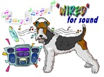 Fox Terrier_ 'Wired for Sound