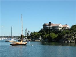 Beacon Rock - Newport Harbor