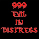 999 Evil In Distress Clothing