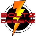 BoltZ Hero Design