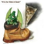 H is for Hide & Seek
