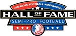 AFA Semi Pro Football Hall of Fame Merchandise