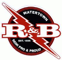Watertown Red & Black