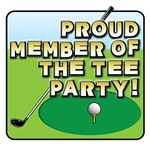 Proud Member of the Tee Party