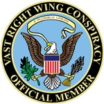 Official Member of the Vast Right Wing Conspiracy