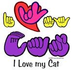 I-L-Y My Cat