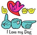 I-L-Y My Dog