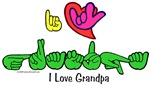 I-L-Y Grandpa
