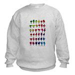 Fingerspelled ABC Shirts