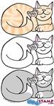 3 ASL Kitties
