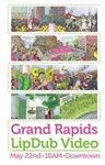 Grand Rapids LipDub Posters & Cards