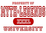 Myth & Legends University T-Shirts
