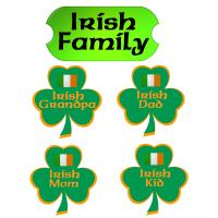 Irish Family