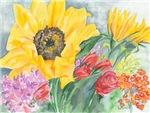 Courtney's Sunflower