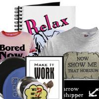 TV/Film/Fandom Gifts & Apparel