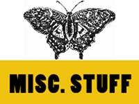 Misc. Stuff